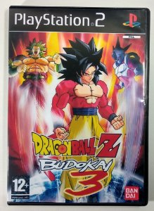 Dragon Ball Z Budokai 3 [REPLICA] - PS2