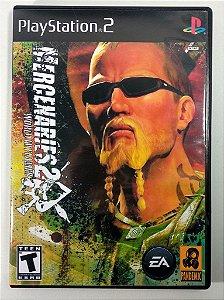Mercenaries 2 [REPLICA] - PS2
