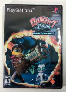 Ratchet Clank Going Commando [REPLICA] - PS2