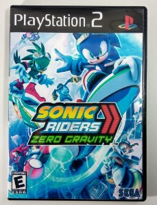 Sonic Riders Zero Gravity [REPLICA] - PS2
