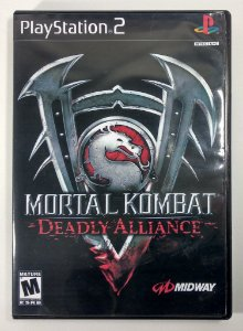 Mortal Kombat Deadly Alliance [REPLICA] - PS2