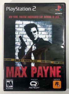 Max Payne [REPLICA] - PS2