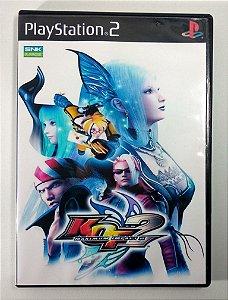 King of Fighters Maximum Impact 2 [REPLICA] - PS2