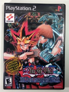 Yu-gi-oh The Duelists of the Roses [REPLICA] - PS2