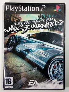 Need for Speed Most Wanted [REPLICA] - PS2