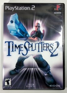 Time Splitters 2 [REPLICA] - PS2