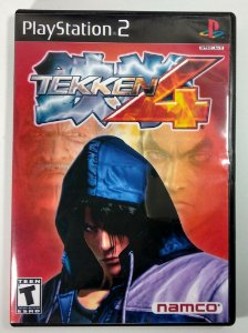 Tekken 4 [REPLICA] - PS2