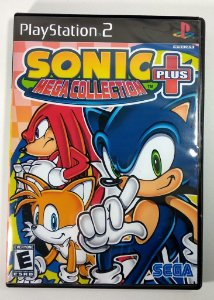Sonic Mega Collection [REPLICA] - PS2