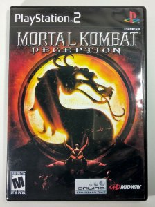 Mortal Kombat Deception [REPLICA] - PS2
