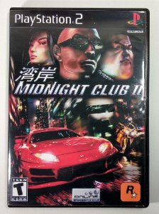 Midnight Club II [REPLICA] - PS2