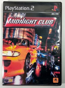 Midnight Club [REPLICA] - PS2