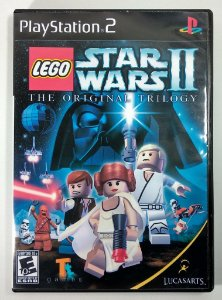 Lego Star Wars II [REPLICA] - PS2