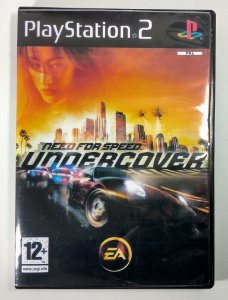 Need For Speed Undercover [REPLICA] - PS2