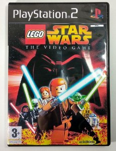 Lego Star Wars [REPLICA] - PS2