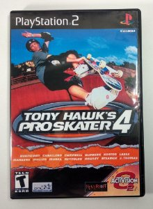 Tony Hawks 4 [REPLICA] - PS2