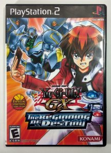 Yu-gi-oh! the Beginning of Destiny [REPLICA] - PS2