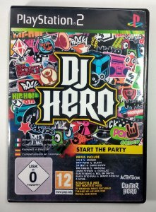 Dj Hero [REPLICA] - PS2