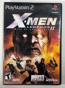 X-Men Legends II [REPLICA] - PS2