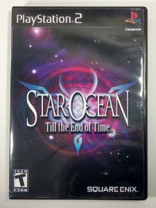 Star Ocean Till the End of Time [REPLICA] - PS2