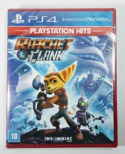 Ratchet Clank (lacrado) - PS4