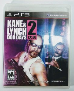 Kane & Lynch 2 Dog Days - PS3