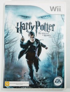 Harry Potter and the Deathly Hallows Part 1- Wii