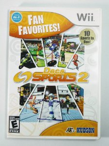 Deca Sports 2 - Wii