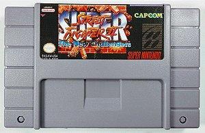 Super Street Fighter 2 - SNES