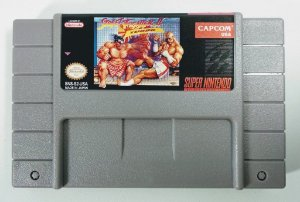 Street Fighter 2 Turbo - SNES