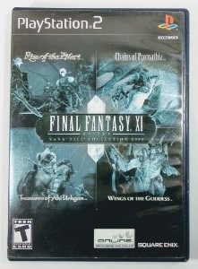 Final Fantasy XI Online Vana Diel Collection 2008 Original - PS2