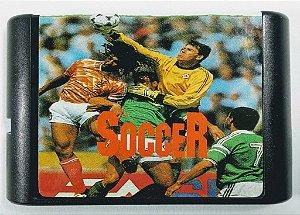 Fifa Soccer - Mega Drive