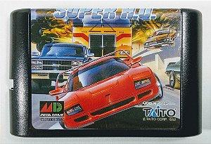 Super Chase H.Q - Mega Drive