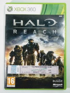 Halo Reach [EUROPEU] - Xbox 360