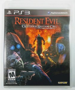 Resident Evil Operation Raccoon City - PS3