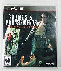 Sherlock Holmes: Crimes & Punishments  - PS3