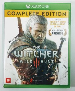 The Witcher Wild Hunt Complete Edition - Xbox One