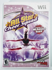 All Star Cheer Squad - Wii