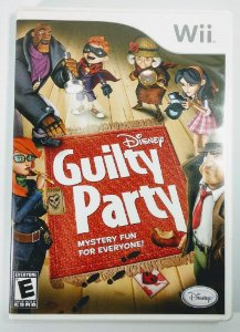 Disney Guilty Party - Wii