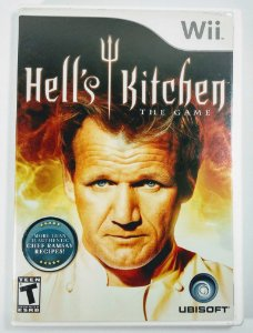 Hells Kitchen the game - Wii