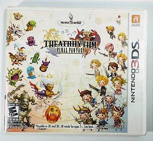 Jogo Theatrhythm Final Fantasy - 3DS