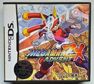 Megaman Advent ZX - DS
