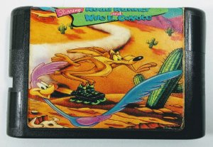 Desert Demolition Road Runner - Mega Drive