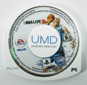 NBA Live 10 - PSP