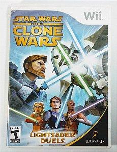 Star Wars the Clone Wars - Wii