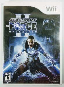 Jogo Star Wars the Force Unleashed - Wii
