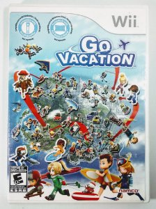 Go Vacation - Wii