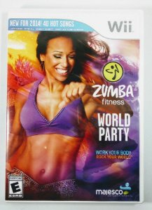 Zumba World Party - Wii