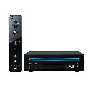 Console Nintendo Wii Black