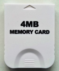 Memory Card - GC/ Wii
