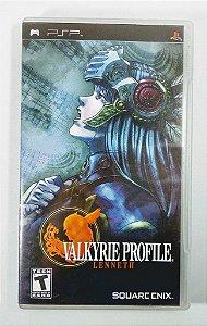 Jogo Valkyrie Profile Lenneth Original - PSP